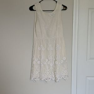 Forever21 Lace Detail Dress